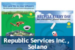 Republic Services Inc., Solano